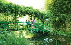 Claude Monet's House & Garden in Giverny, France