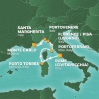 Italy Intensive Journey itinerary