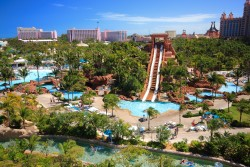 Atlantis water park and property