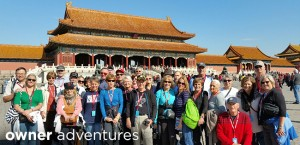 Bluegreen Owners in the Forbidden City