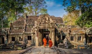 Cambodia - Siem Reap - Angkor Wat