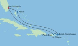 Celebrity Equinox Eastern Caribbean Cruise itinerary