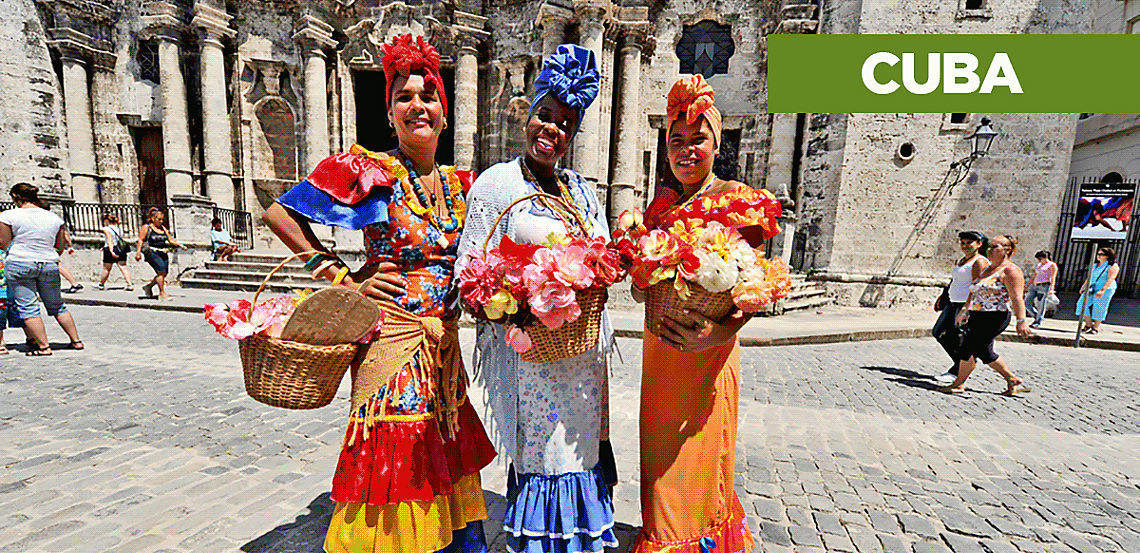 2020 History & Culture of Cuba