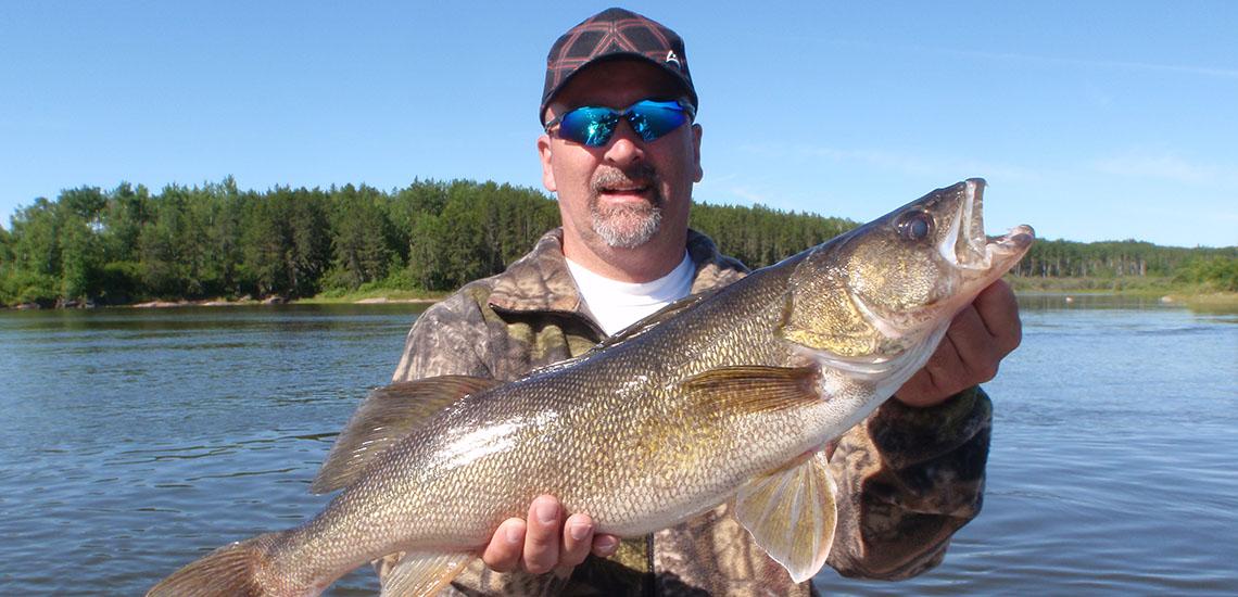 Canadian Fishing catch