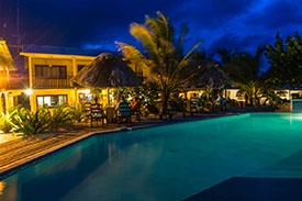 El Pescador Lodge Ambergris Cay