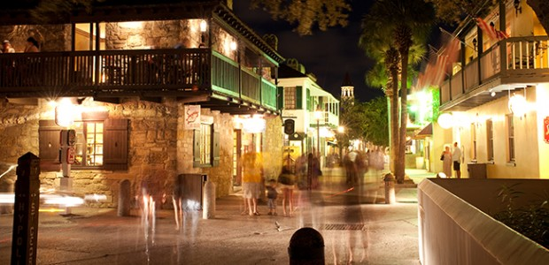 Ghost Tours In St Augustine Bluegreen Owner Update