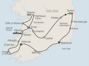 Essential Ireland itinerary