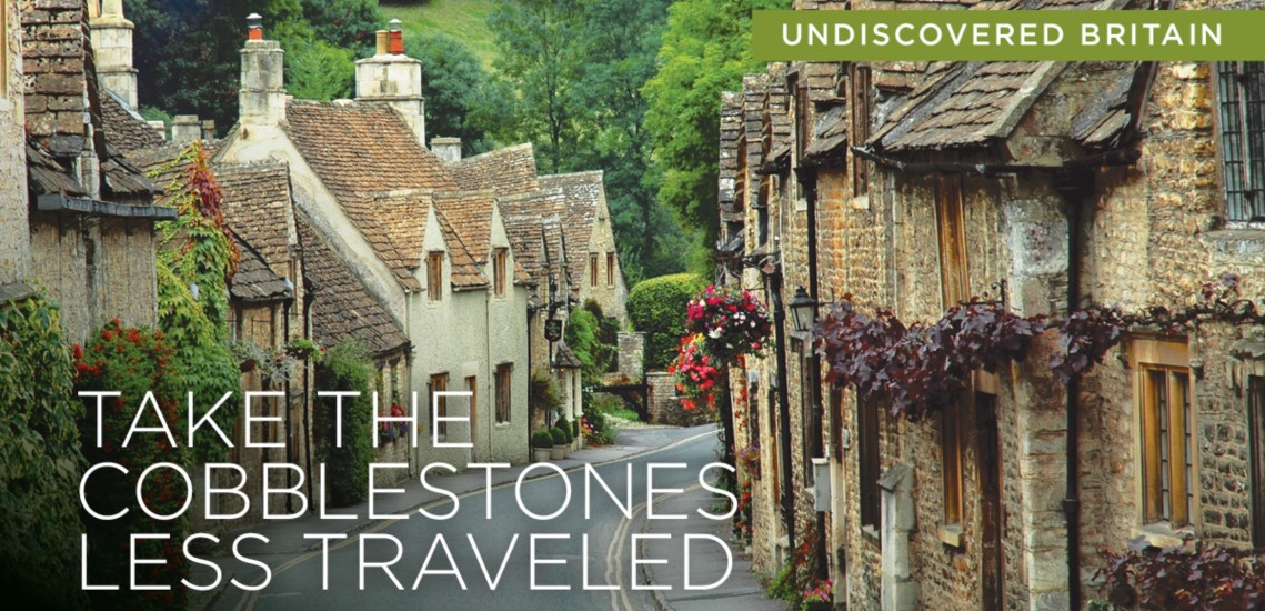 Undiscovered Britain tours