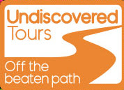 Undiscovered Tours logo