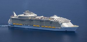 Royal Caribbean International's Harmony of the Seas