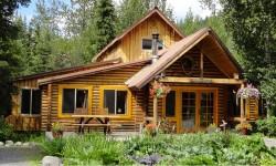 Great Alaska Adventure Lodge cabin