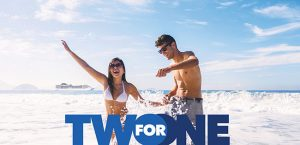 MSC Cruises Two for One Sale