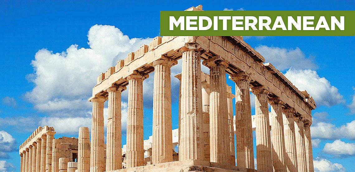 2020 Mediterranean Odyssey