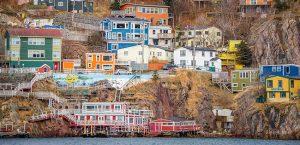 Newfoundland, Canada houses