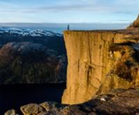 Preikestolen, or Pulpit Rock