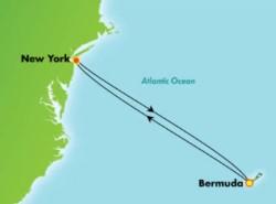 Norwegian Encore Bermuda Cruise itinerary