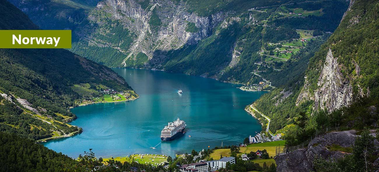 Norwegian Fjords & London