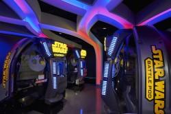 Galaxy Pavilion Star Wars Pods