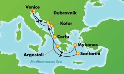 Norwegian Star Greek Isles Cruise