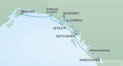 Totems & Tlingit Alaska Cruise itinerary