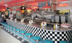 66 Diner on Historic Route 66