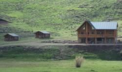 Savory Creek Lodge and cabins
