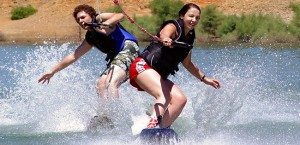Set Your Sights to Wakeboard in Lake Pleasant