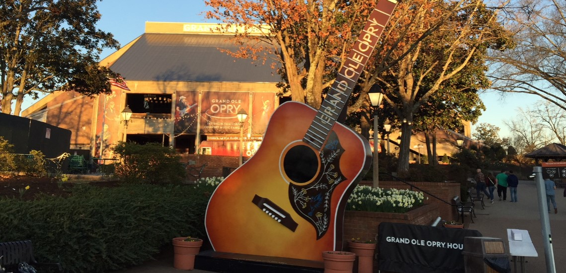 Grand Ole Opry exterior