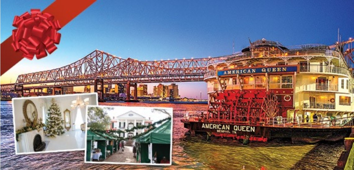 2-for-1 Fares on Mississippi River Cruises