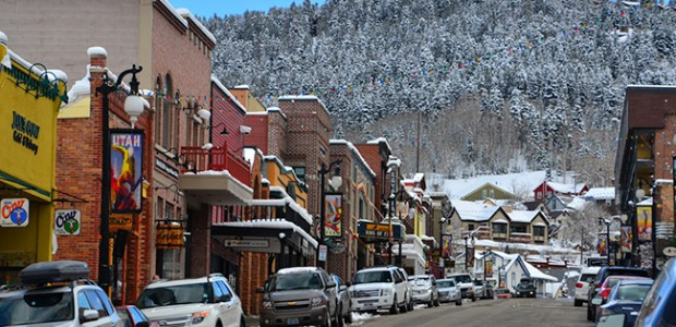 ark City Is Utah's World-Class Ski Town