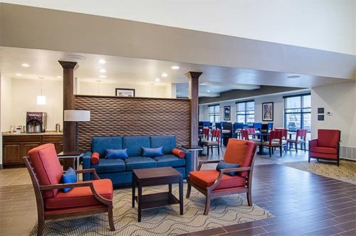 Comfort Suites Downtown Denver