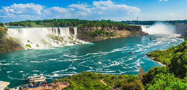 Niagara Falls is No Longer Just for Honeymooners